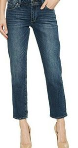 J. Crew Matchstick Cropped Jeans Lightwashed
